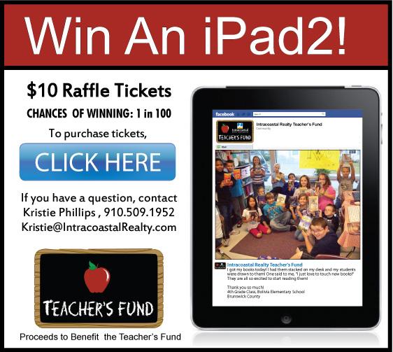 2011 Teachers Fund Raffle