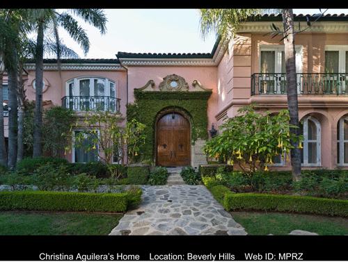 Christina Aguilera's Home For Sale With Luxury Portolio