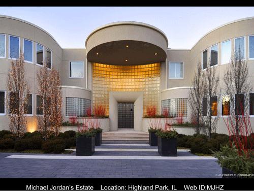 Michael_Jordan's  Luxury Home For Sale With Luxury Portfolio