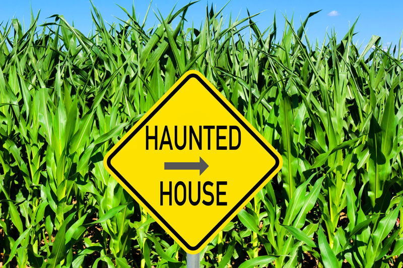 Haunted-House-Sign