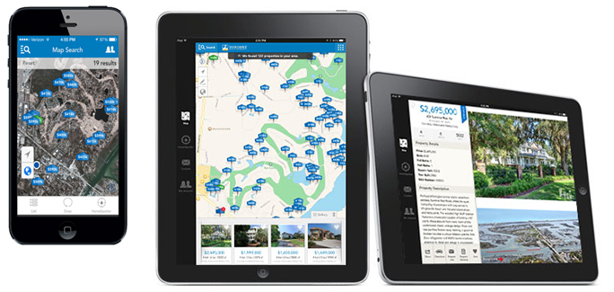 Intracoastal Realty Mobile App