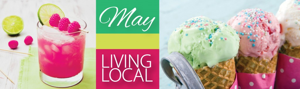 Living Local Area Events for May 2015
