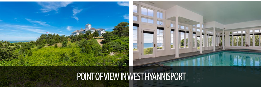 Luxury Portfolio Spotlight Point of View West Hyannisport