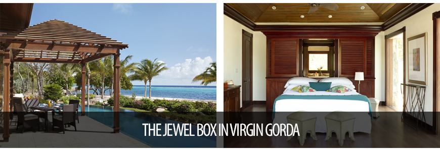 Luxury Portfolio Spotlight The Jewel Box in Virgin Gorda
