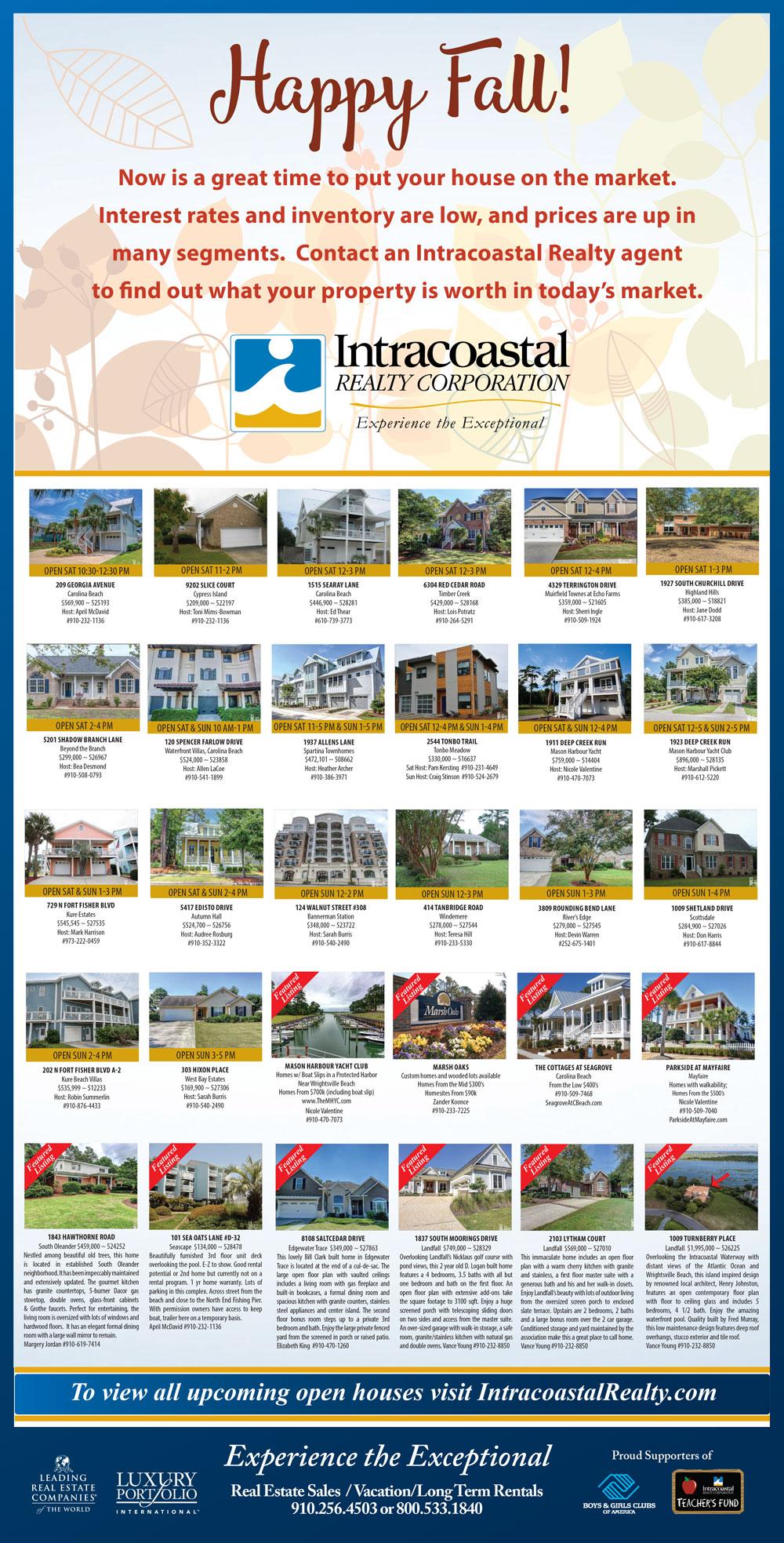 Open-Houses-Saturday-September-25-2015