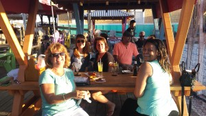 Intracoastal Realty Carolina Beach Agents at The Lazy Pirate