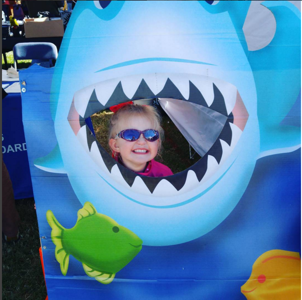 Family Fun at the Oyster Festival