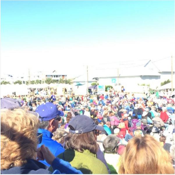 katie taylor ocean isle beach oyster festival