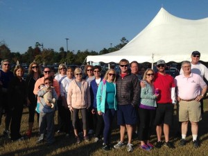 2015 Heart Walk Participants Intracoastal Realty 2