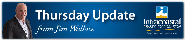 Thursday Update from Jim Wallace
