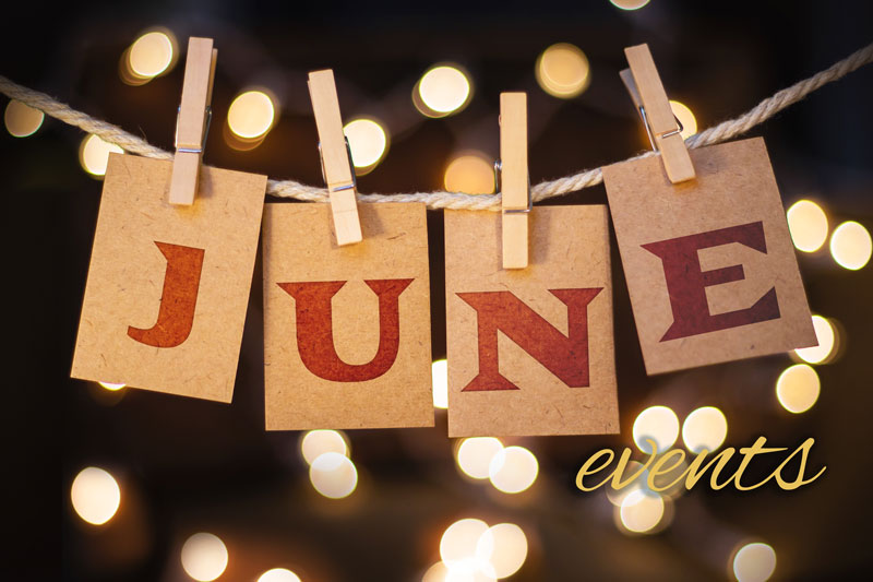 June 2016 Area Events
