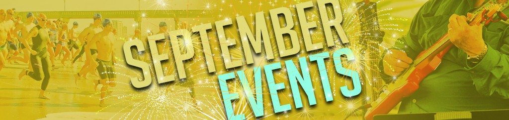 September 2016 Area Events