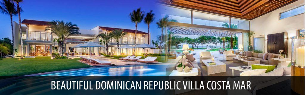 Beatufil Dominican Republic Villa Costa Mar