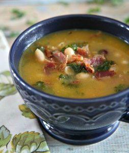 ham-soup